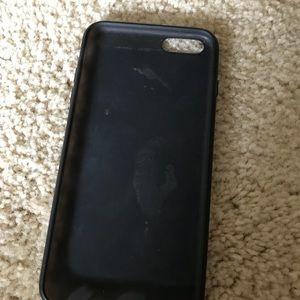 Incipio Accessories - Black Incipio iPhone 7 Plus Case